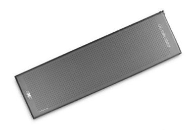 Самонадувающийся коврик Lighter (серый) Trimm