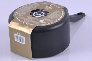 Ковш 2.8л TVS Ceramic Granit Induction