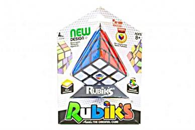 Кубик Рубика 3x3 без наклеек, упаковка