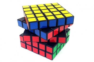 Кубик Рубика 5x5 без наклеек