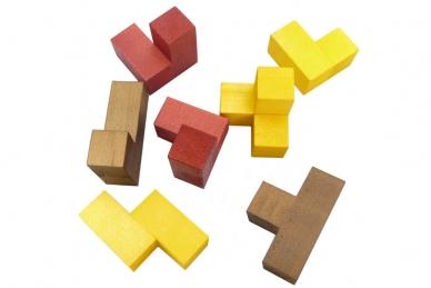 Головоломка Кубики для всех. Рабочие элементы