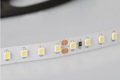 Лента светодиодная RT 2-5000 24V Warm2700 2x (3528, 600 LED, LUX)