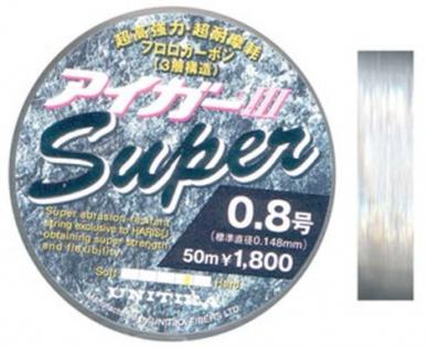 Леска Eye III Super 0.15, Unitika