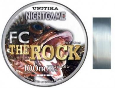 Леска FC The ROCK 0.260, Unitika
