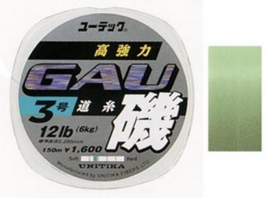 Леска U-TECH Gau Iso 2 0.235, Unitika