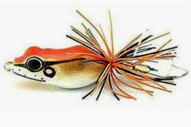 Лягушка Mystic Marsh Frog Mini MFM002, 6,5 грамм