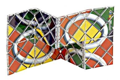 Магия Рубика, головоломка