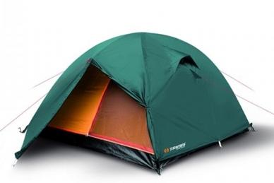 Макет палатки Oregon 3+1 (зеленый) Trimm
