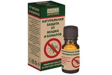 Масло гвоздики для защиты от мошки (100%) 5 мл