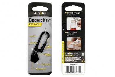 Микроинструмент Key Tool (black) Nite Ize
