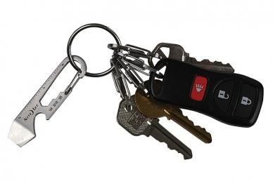 Микроинструмент Key Tool (stainless) Nite Ize