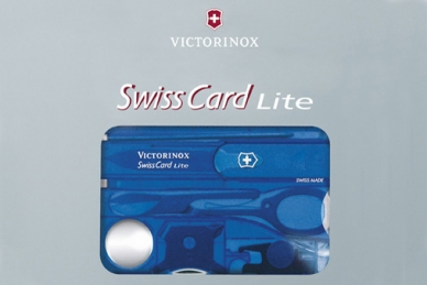 Victorinox SwissCard Lite мультиинструмент  0.7322.T2