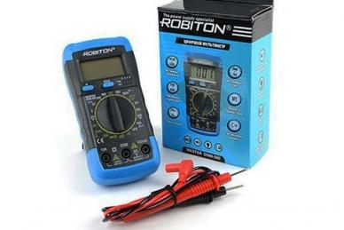 Мультиметр Robiton DMM-500 BL1