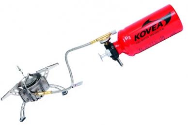 Мультитопливная горелка Booster +1 KB-0603 Kovea