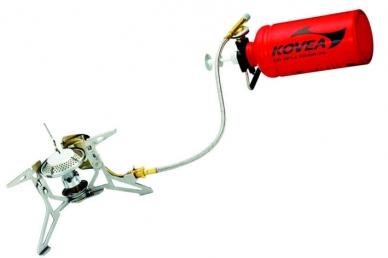Отличная мультитопливная горелка Dual Max Stove KB-N0810 Kovea