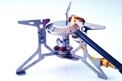 Горелка мультитопливная Kovea Dual Max Stove KB-N0810