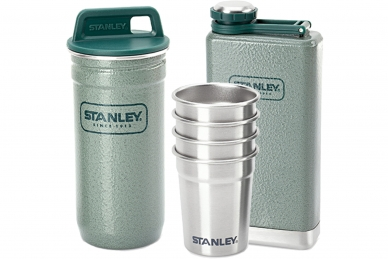 Набор Adventure (фляга, стопки и стакан) Stanley