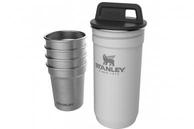 Набор Adventure White Stanley, стопки и стакан