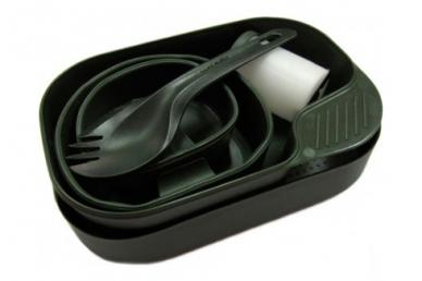 Набор посуды Camp-A-Box Complete (olive) Wildo