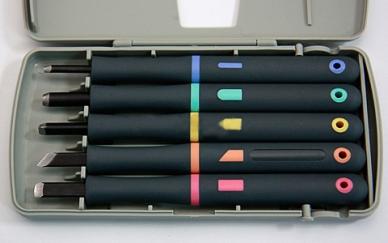 Набор инструментов для резьбы по дереву Sumikama Y-GX-5