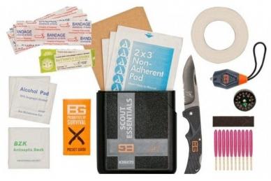 Набор для выживания Bear Grylls Scout Essentials Kit Gerber, США