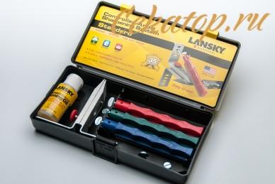 Набор для заточки ножей Standard Lansky LKC03, США