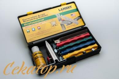 Набор для заточки ножей Professional Lansky, США