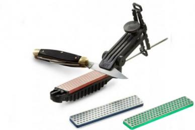Набор для заточки ножей DMT Aligner AKEFC