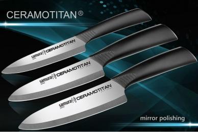 Набор из 3 ножей Ceramotitan Samura SCT-003
