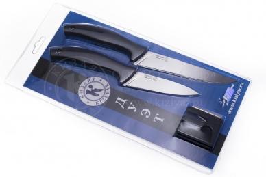 """Набор кухонных ножей """"Дуэт"""" Кизляр, блистерная упаковка"""