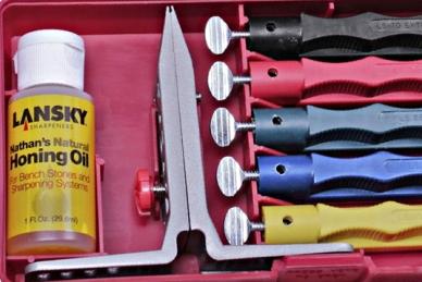 Набор для заточки Lansky Deluxe Sharpening System, США