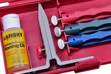 Набор Lansky Standard LKC03 для заточки ножей