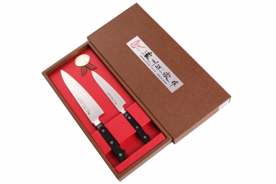 Подарочный набор Stainless Bolster из 2 шт. Satake, Япония