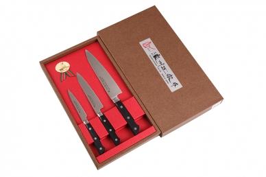Подарочный набор ножей Professional из 3 шт. Satake