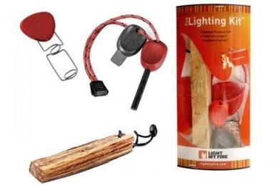 Набор FireLighting (фуксия/оранж), Light my Fire