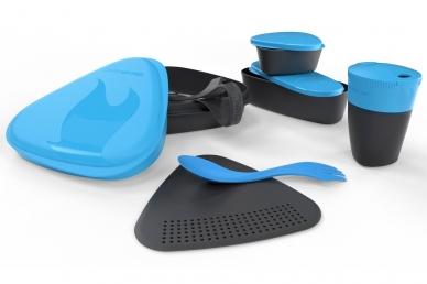 Набор походной посуды MealKit 2.0 (голубой), Light my Fire