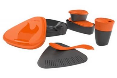 Набор походной посуды MealKit 2.0 (оранжевый), Light my Fire