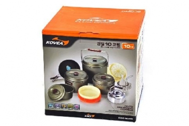 Упаковка посуды Hard 10 Kovea
