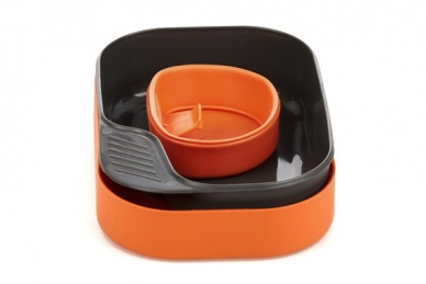 Набор посуды Camp-A-Box Basic (orange) Wildo, Швеция