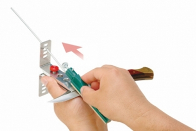 Набор для заточки ножей Professional Polish Lansky, заточка