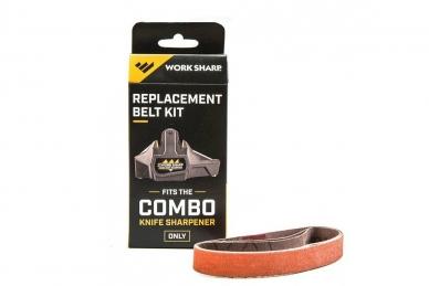 Набор шлифлент (из 3 шт.) для эл.станков Combo Sharpener Work Sharp
