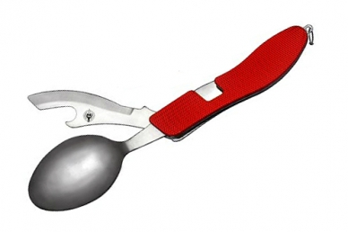 Набор складных столовых приборов M9557 Мастер Клинок, ложка и нож