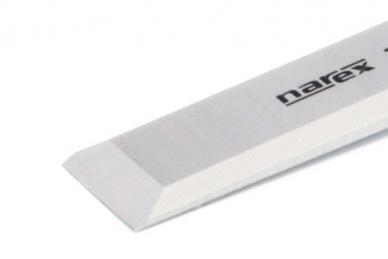 Качественный набор плоских стамесок из 6 штук PREMIUM Narex
