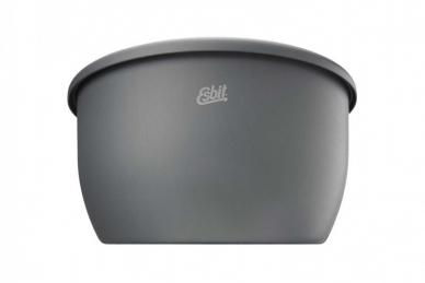 Кастрюля из набор туристической посуды с антипригарным покрытием Esbit, Германия