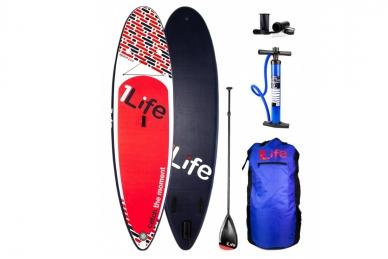 Доска для SUP-серфинга Sport Pro 1Life, комплект