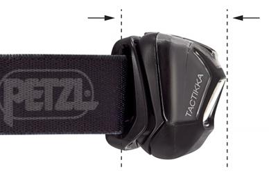 Фонарь налобный TACTIKKA (черный) Petzl
