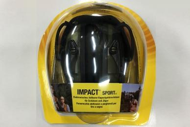 Наушники защитные Impact Sport Honeywell Howard Leight в упаковке
