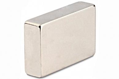 Магнит неодимовый для точилок Ganzo и Apex (50х20х10 мм), прямоугольник