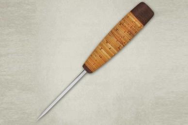 Нож Нерпа 95Х18, береста АиР