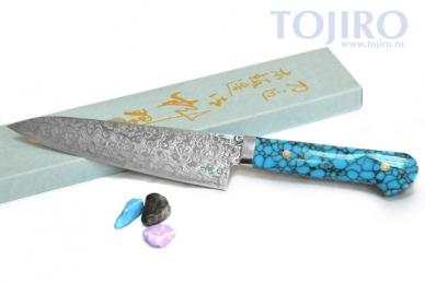 Кухонный нож-универсал HI-1110, изготовленный мастером Hiroo Itou